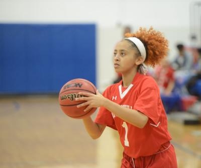 Martinsville girls basketball