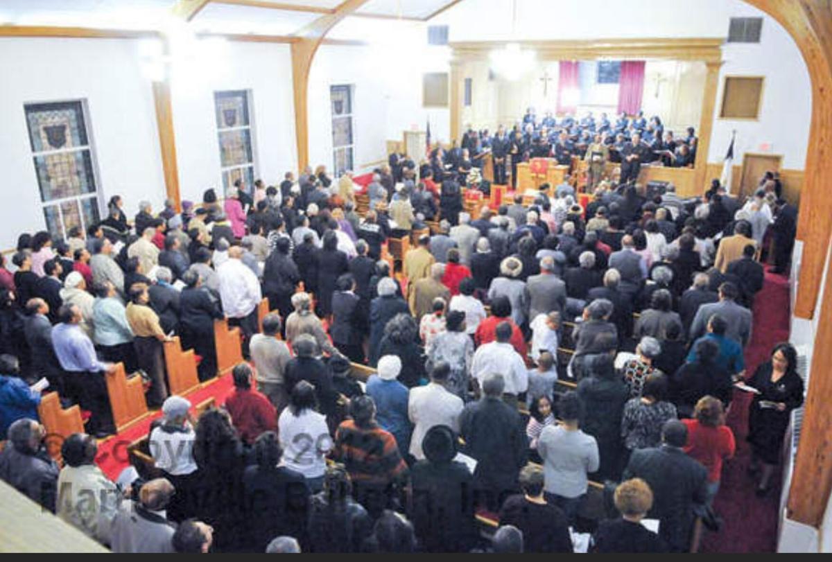 MLK service 2012