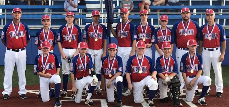 Patrick County Dixie Youth baseball team wins sportsmanship