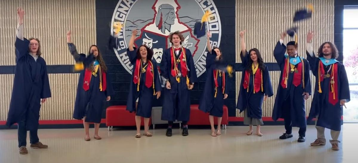 MVHS graduation