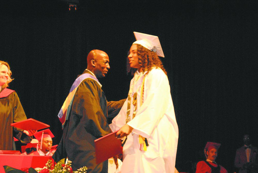 No Limits: Martinsville graduates encouraged to aim high in life | News | martinsvillebulletin.com