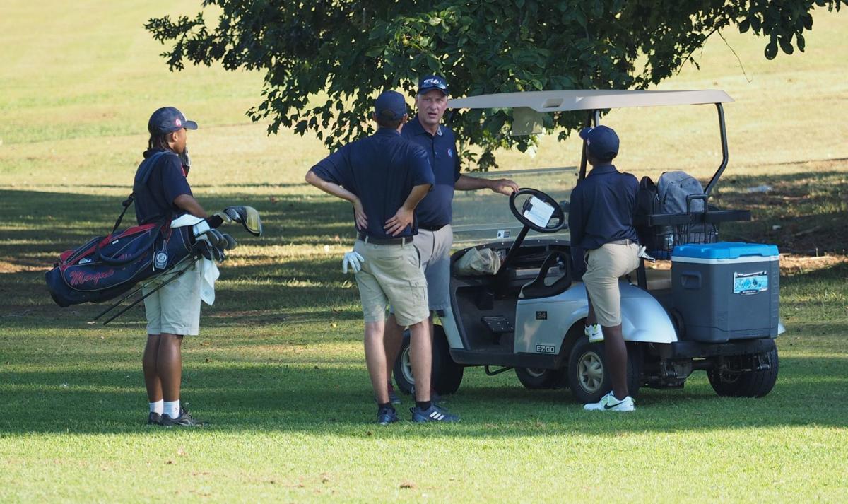 Five questions with Magna Vista golf coach Scott Gardner