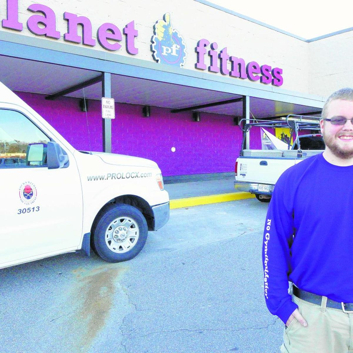 Planet Fitness To Open In Martinsville Business News Martinsvillebulletin Com
