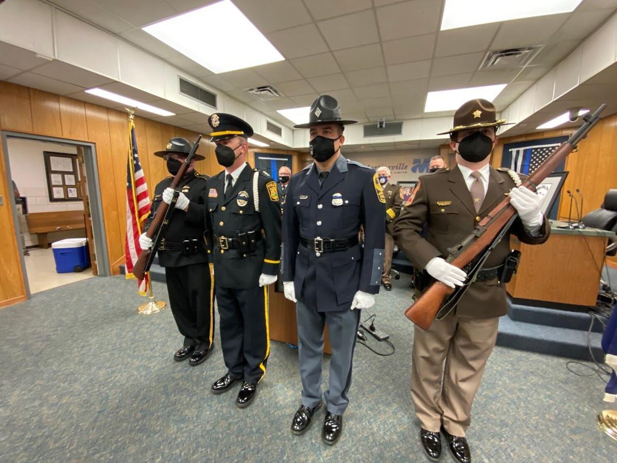 memorial honor guard 2