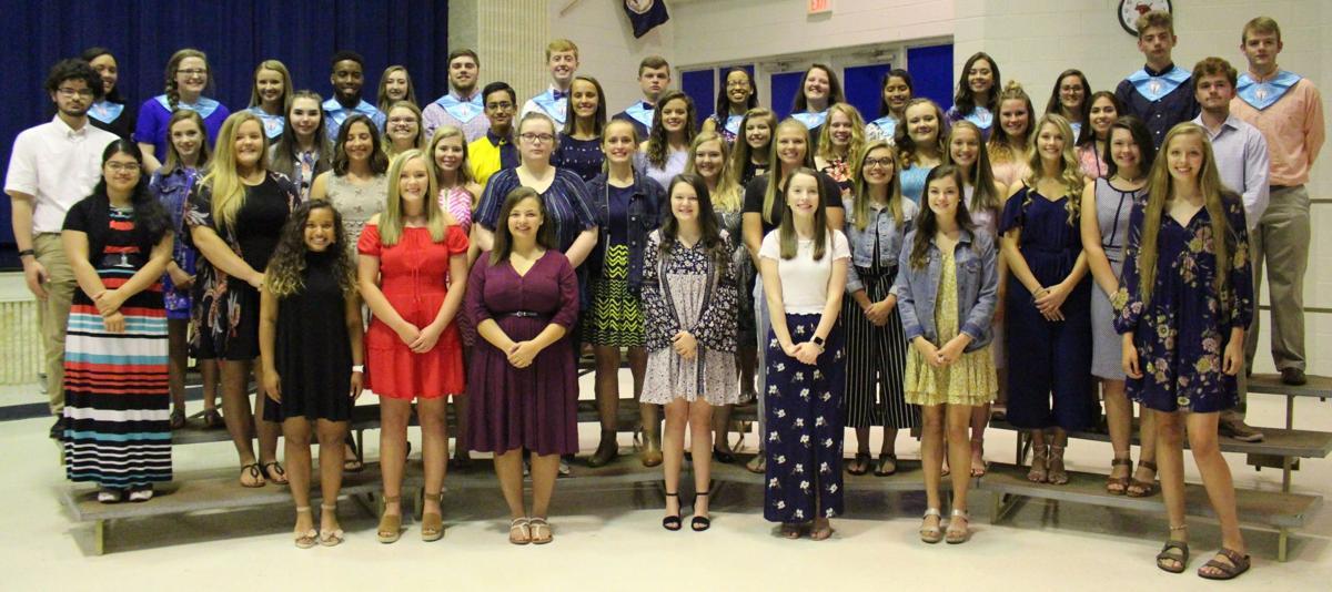Bassett High School National Honor Society