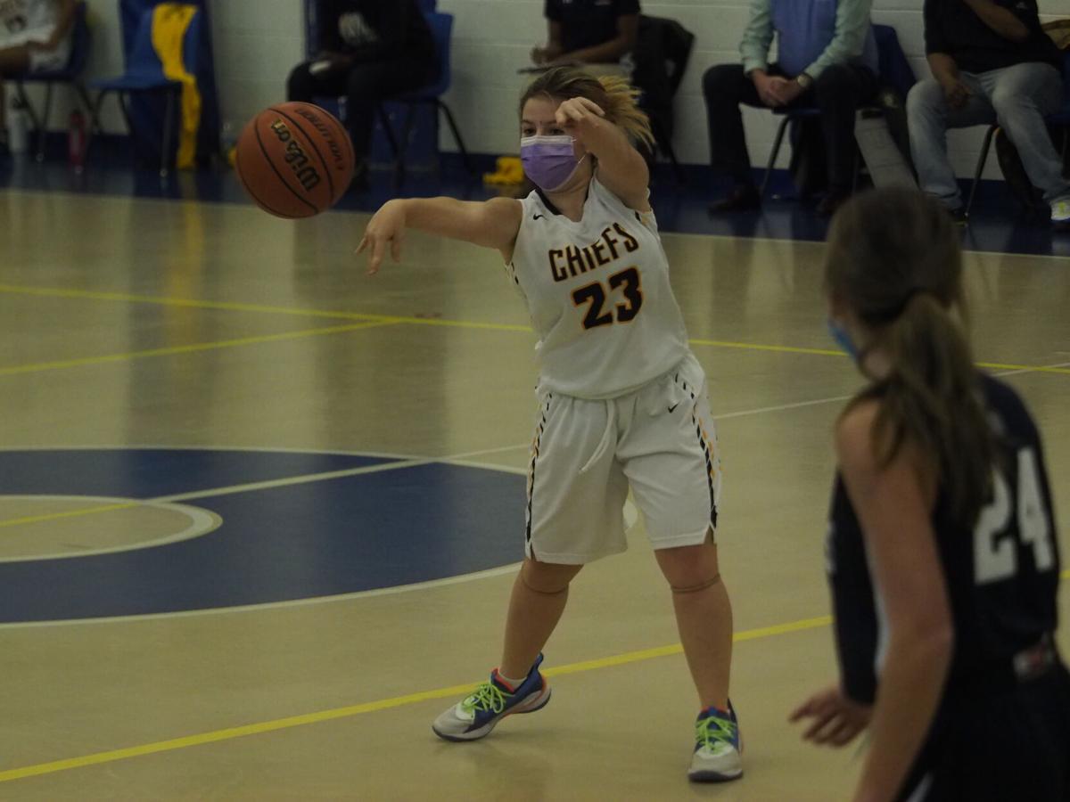 Carlisle girls basketball