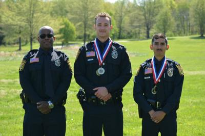 Martinsville Police Harper, Koger, Huerta