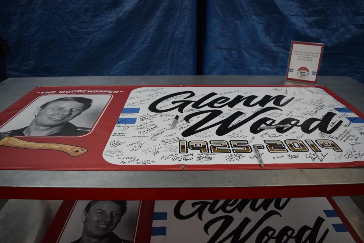 Glen Wood Tribute