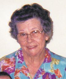 HARRIS, Mae Frances Lemons