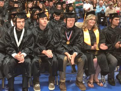 PHCC honor graduates