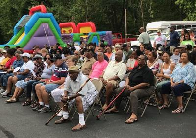 Crowds attend National Night Out at at First Baptist Church of East Martinsville