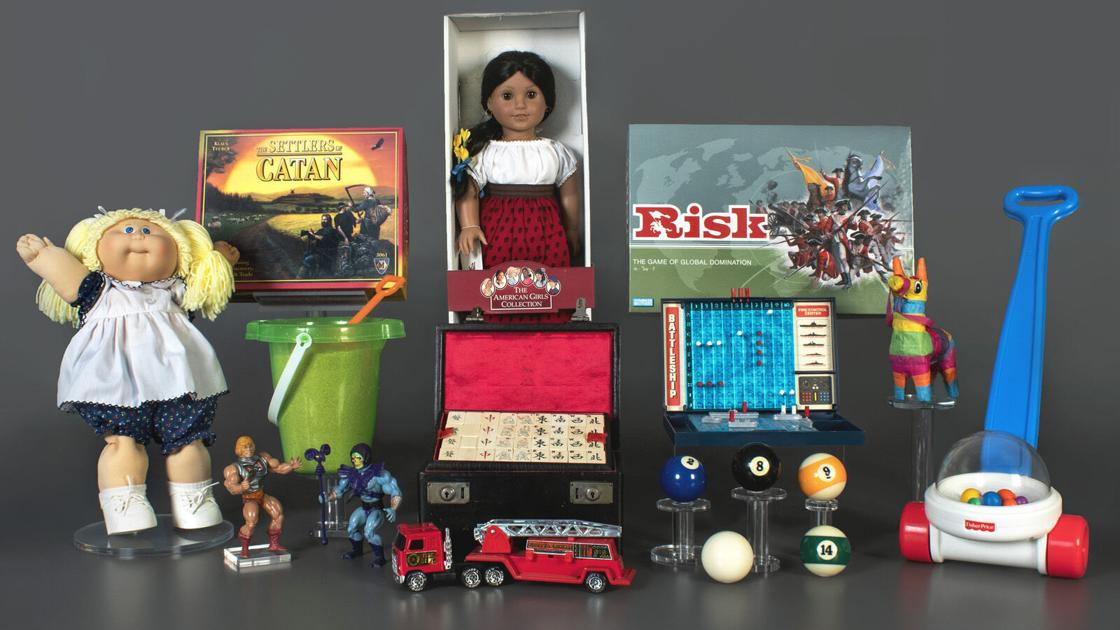 This 12 months's decide for Toy Corridor of Fame