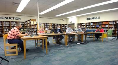 patrick county school board