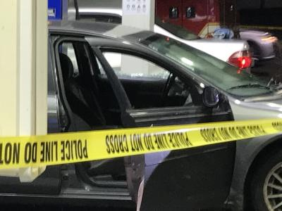 Shooting in Martinsville