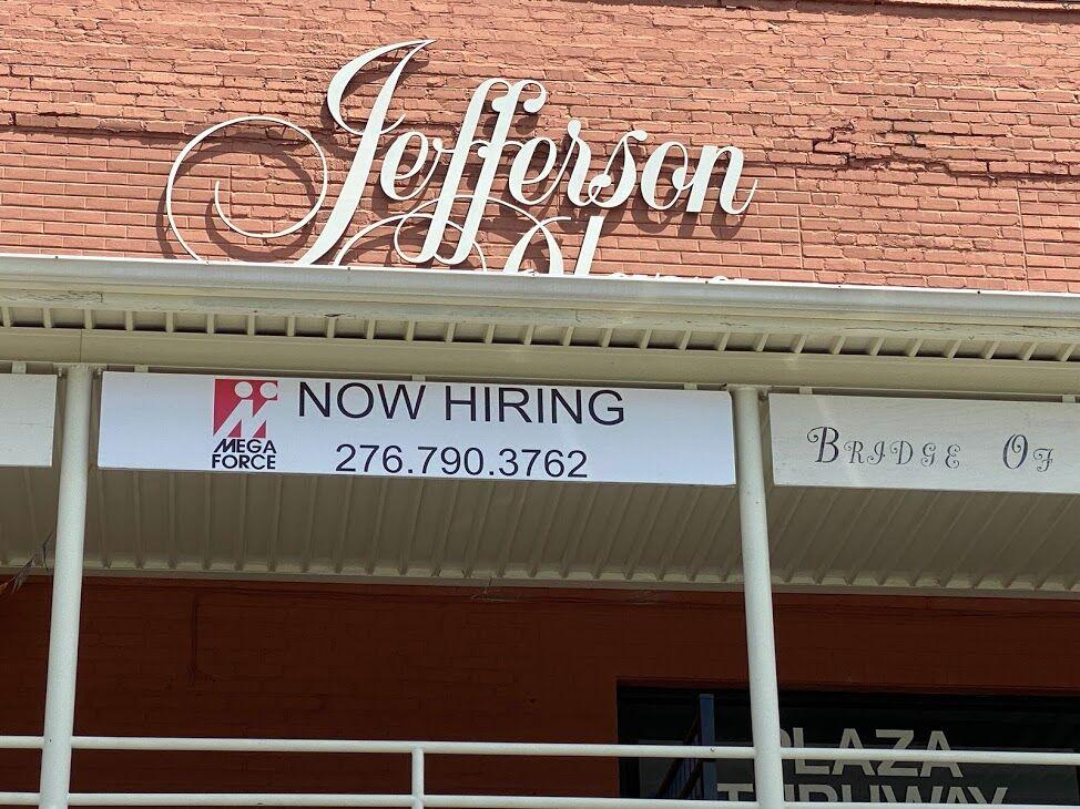 hiring jefferson plaza