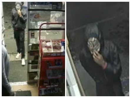 neighborhood market robbers