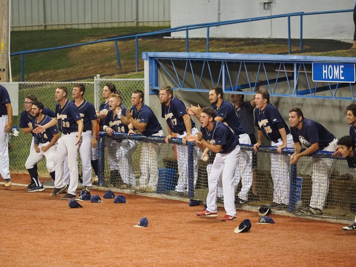Martinsville Mustangs baseball