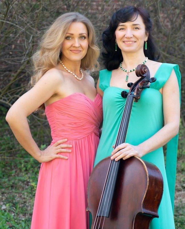 Anna Billias and Julia Goudimova