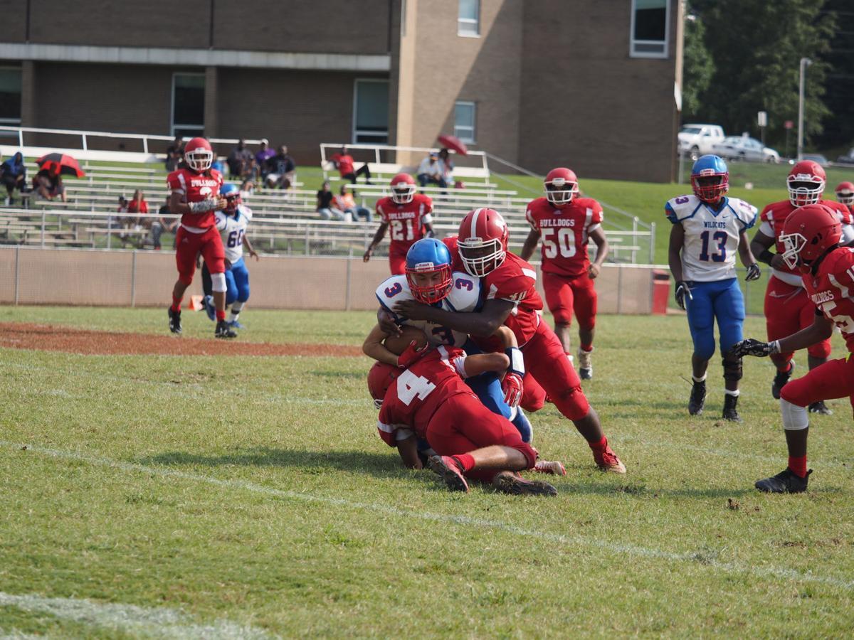 Dan River football 2