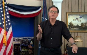 Stephen Colbert Gives Emotional 'Late Show' Monologue Over Trump Election Lies (VIDEO)