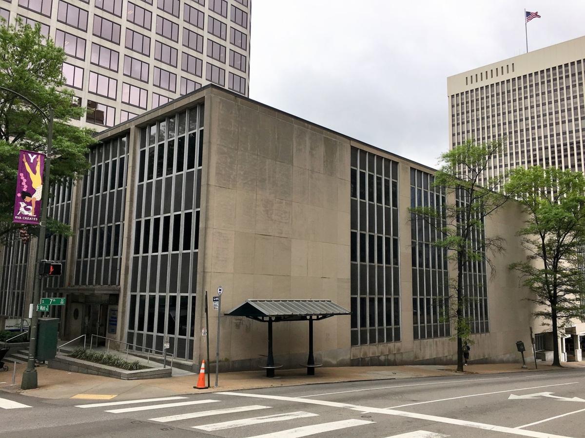 Virginia Employment Commission building