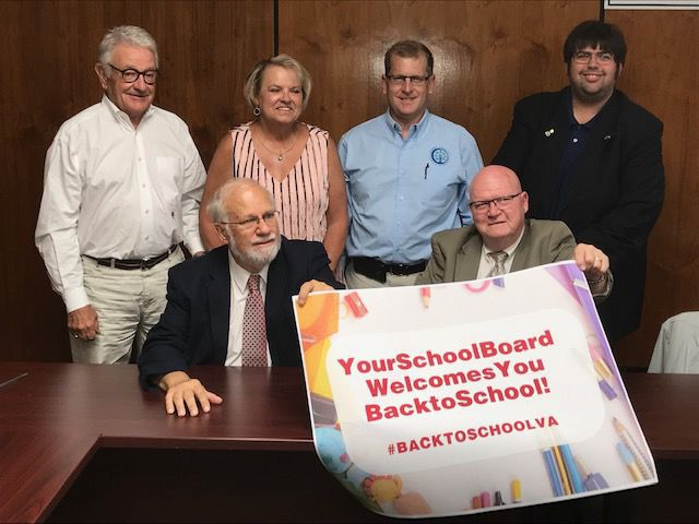 Henry County School Board is welcoming students back