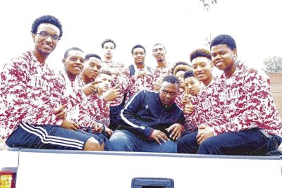 Martinsville boys basketball