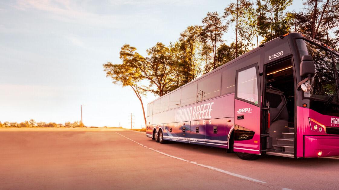 Daily interstate bus service returns to Martinsville and Danville and Washington, D.C.