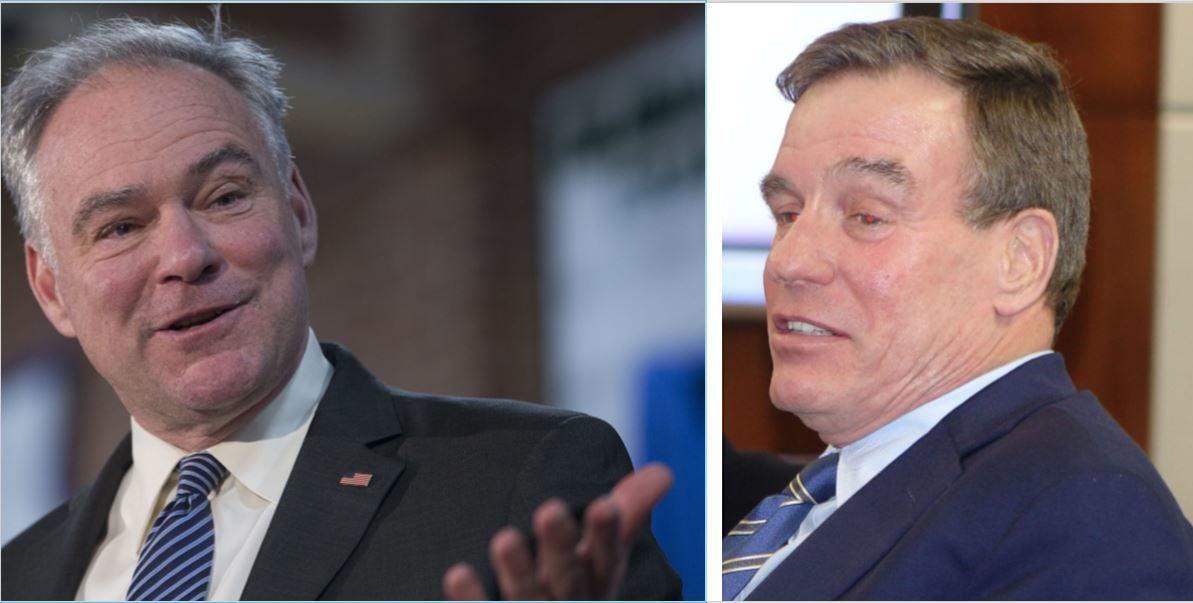 Virginia's senators