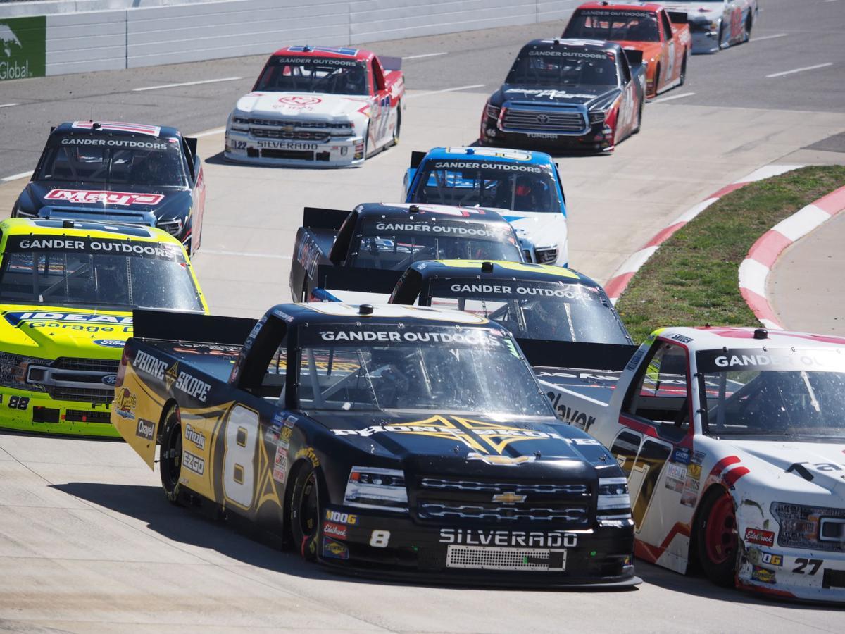 TruNorth Global 250 at Martinsville Speedway