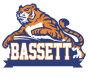Bassett High School logo