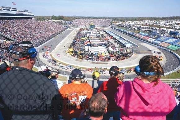 Nascar To Purchase International Speedway Corporation The