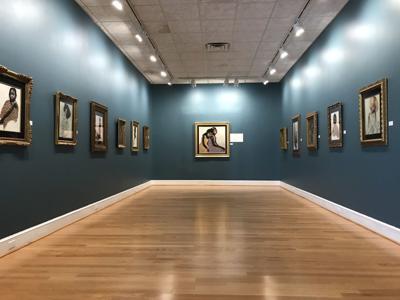 Piedmont Arts show