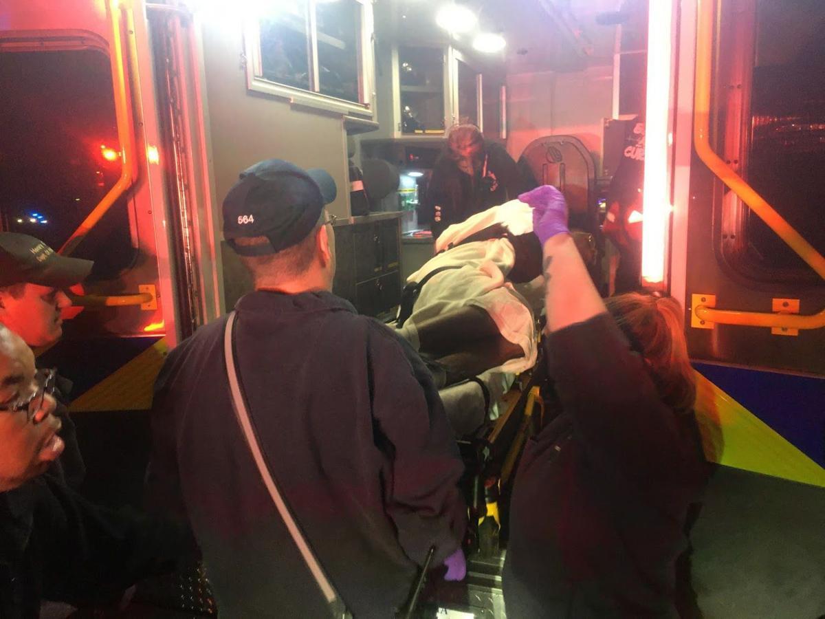 Martinsville Police shooting Braxton