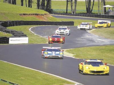 03ff6604192 Local racing roundup: Corvette wins at VIR | Sports ...