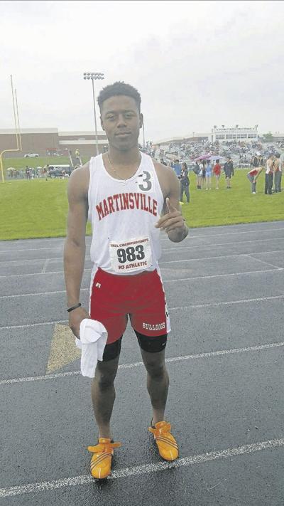 Martinsville track