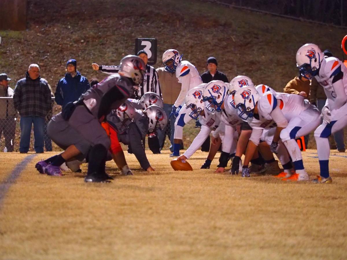 Magna Vista/Bassett football