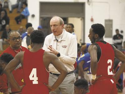Martinsville basketball
