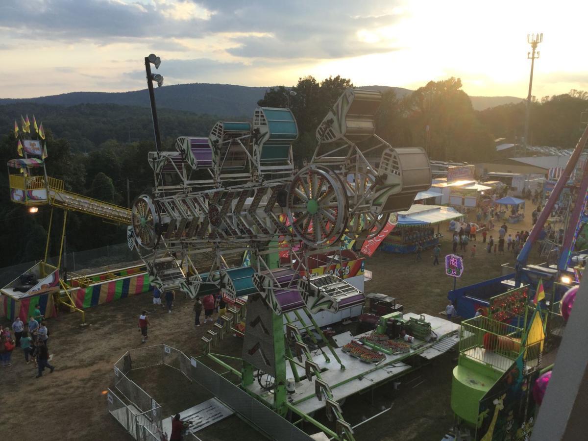 Patrick County Fair