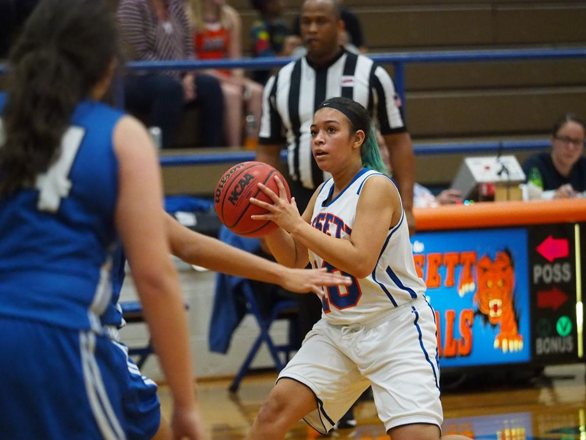 Bassett girls basketball