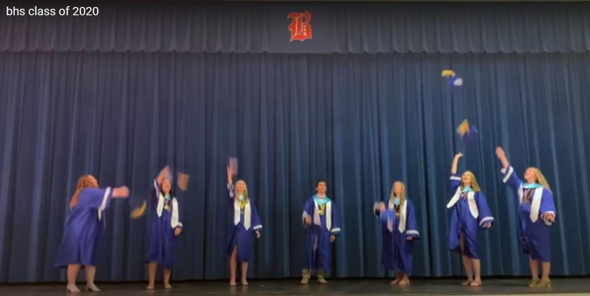 BHS graduation