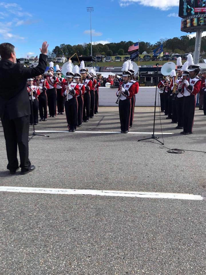 Martinsville High School Band