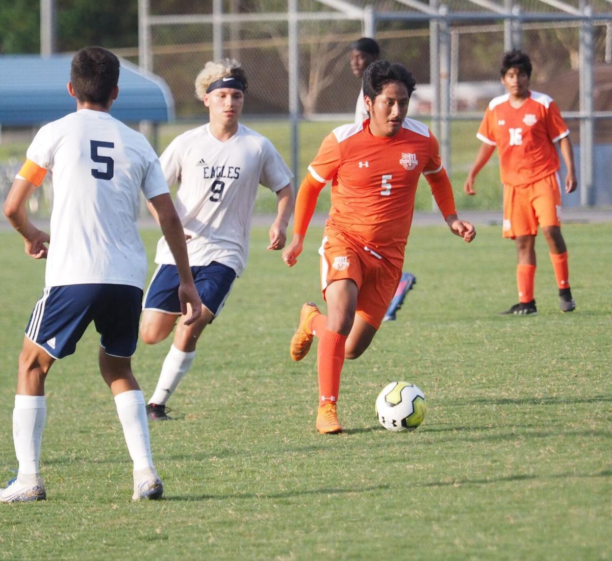 BHS soccer