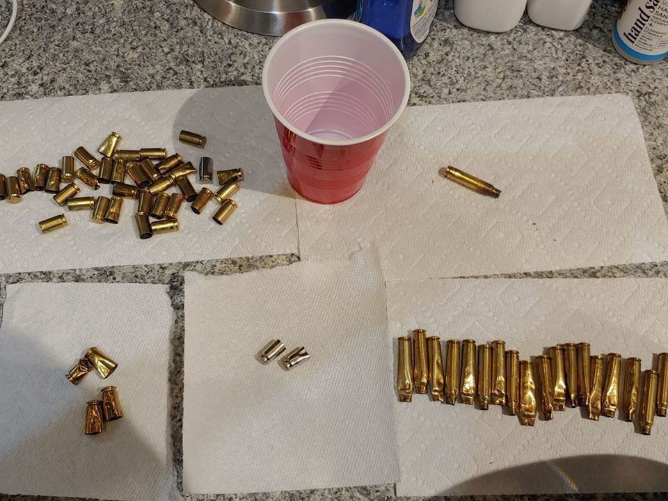 Shell casings from July 4 shooting in Oregon Hill
