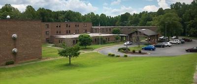 Blue Ridge Rehab grounds