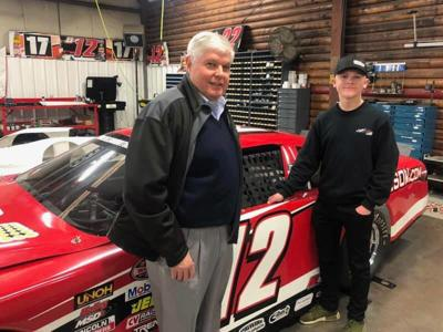 Ty Gibbs and Nelson Motorsports