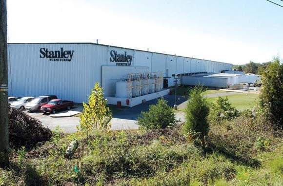 Former Stanley facility