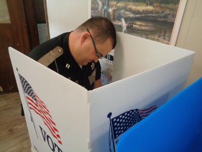 Absentee voting begins for November election