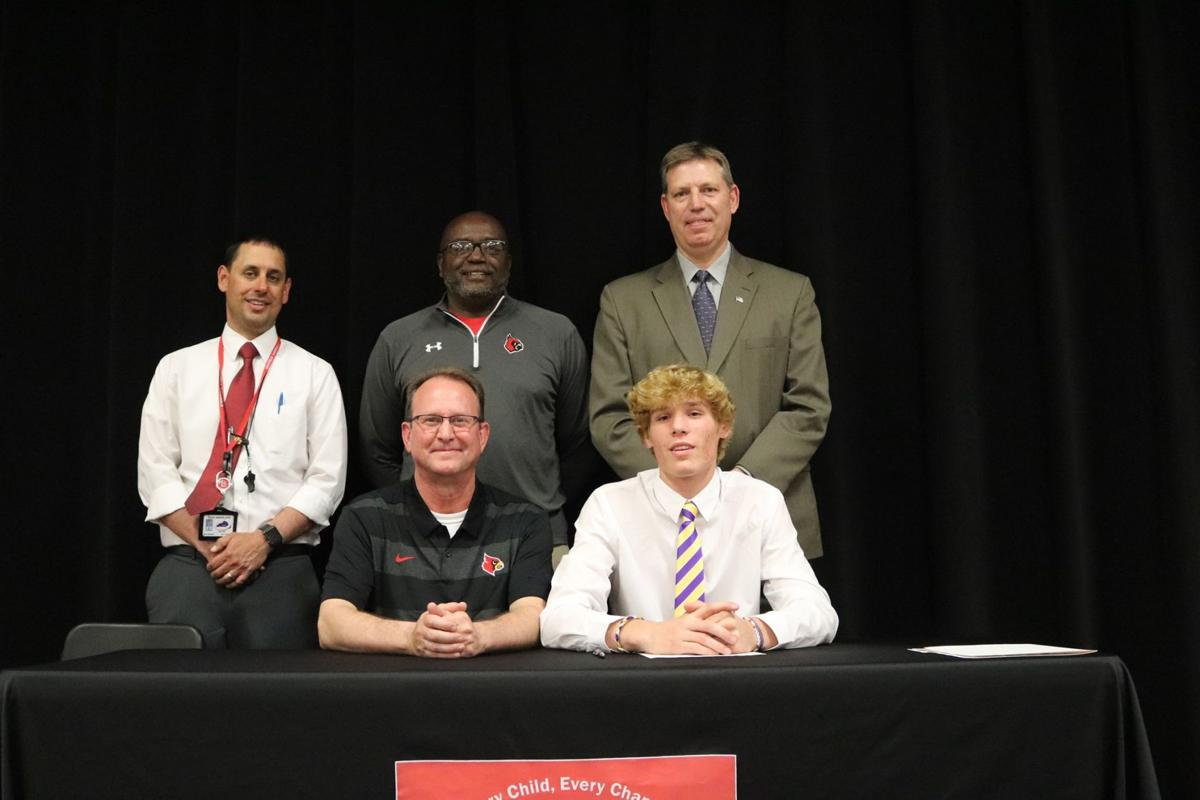Connor Guthrie signing 2