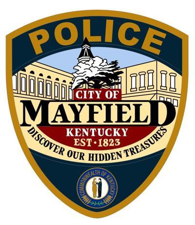 Mayfield police - photo 1 logo